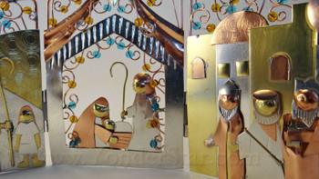 O Little Town Fair Trade Nativity from Thailand