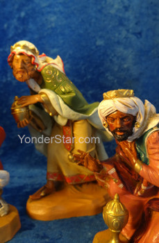 "Wisemen - 7.5"" Fontanini Nativity Three Kings 71815"