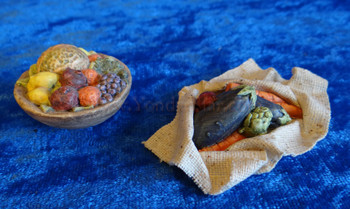Fruit and Vegetables Companions Nativity Accessory