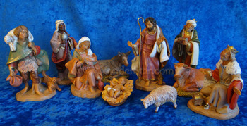 Fontanini nativity limited edition