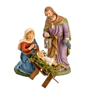 Marolin nativity German Holy Family