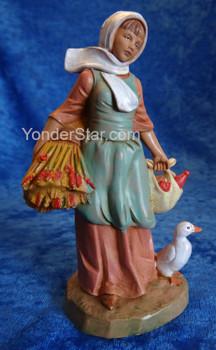 Fontanini nativity Hannah