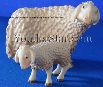 Lamb for LEPI Kastlunger Wooden Nativity