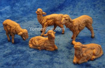 Fontanini nativity sheep