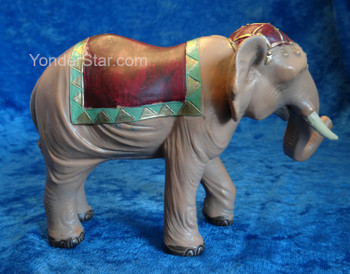 "Elephant - 5"" Fontanini Nativity Animal 72525"