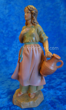 "Mary Magdalene - 5"" Fontanini Nativity Figure 53505"