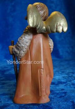 "Little Shepherd Angel - 7.5"" Fontanini Nativity Angel 43697"