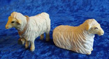 Sheep - Hestia Companions Nativity Set of 2 Sheep: Pre-Order