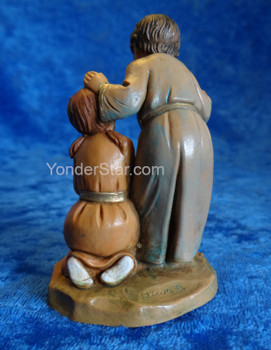 "Adah and Jason - 5"" Fontanini Nativity Children 54004"