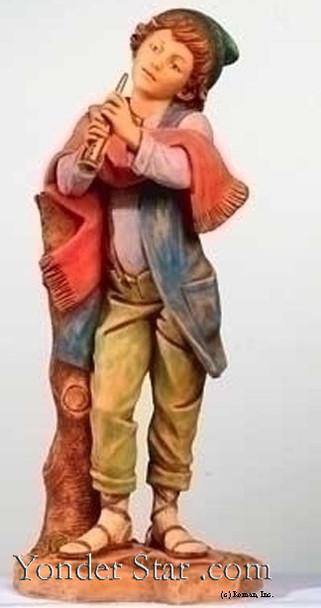 "Daniel - 27"" Fontanini Nativity Musician 53153"