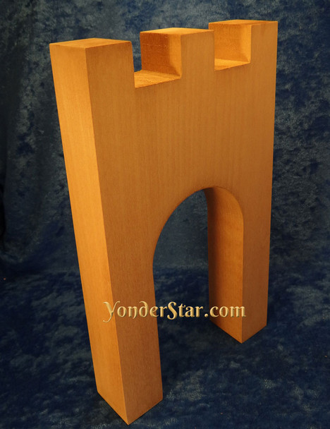 Huggler Nativity Arch
