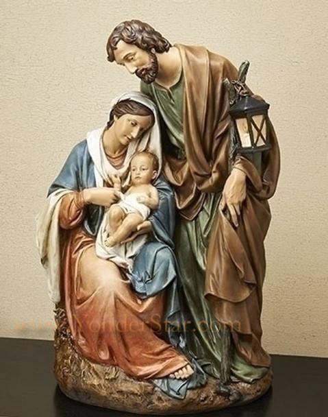 "25"" Large Classic Holy Family Nativity"