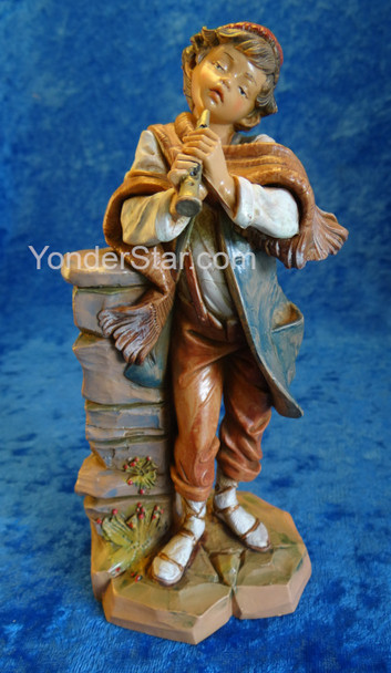"Daniel - 7.5"" Fontanini Nativity Musician 72853"