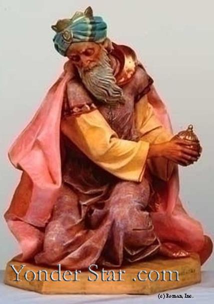 "Gaspar - 27"" Fontanini Nativity Wiseman  53115"