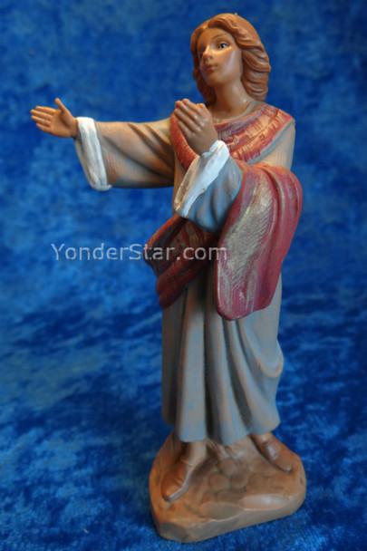 "John the Apostle - 5"" Fontanini Nativity Figure 53503"