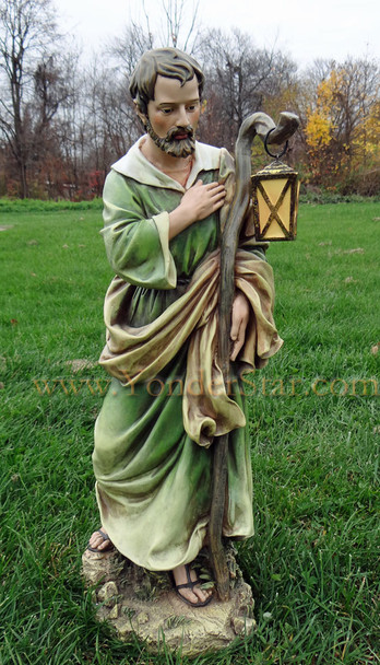 "Joseph Full Color 27"" Joseph's Studio Outdoor Nativity - 39533"