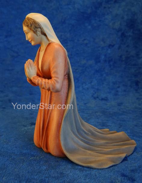 Holy Family Mary Kneeling LEPI Venetian Nativity