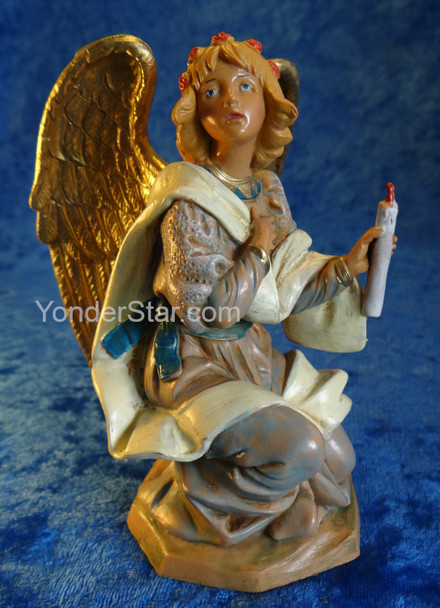 Fontanini kneeling angel