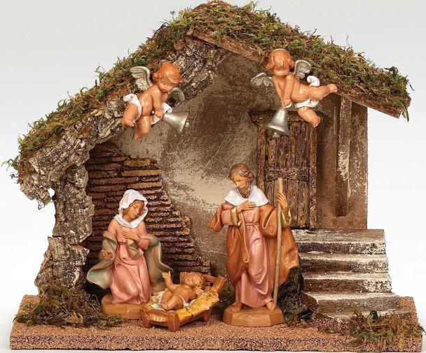 Fontanini wedding nativity set