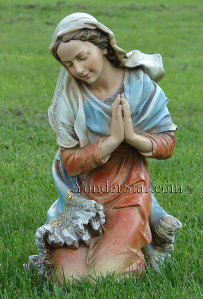 """Outdoor Nativity Full Color Holy Family - 27"""" Joseph's Studio Outdoor Nativity"""