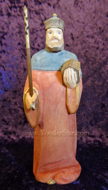 Huggler wood wiseman Melchoir