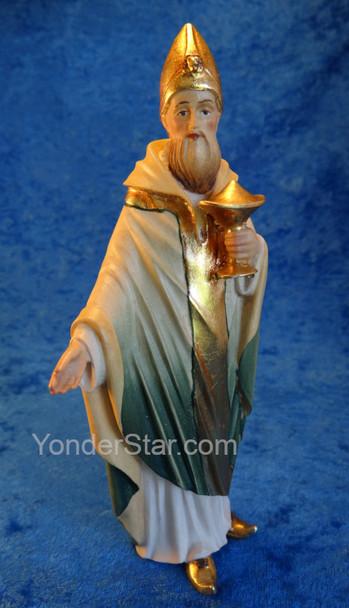 Wiseman Balthasar LEPI Venetian Italian Nativity