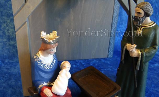 Nativity scene Henning Norway