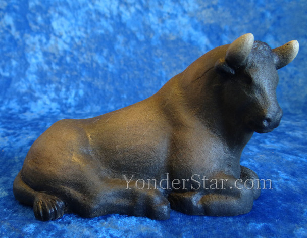 Henning nativity ox