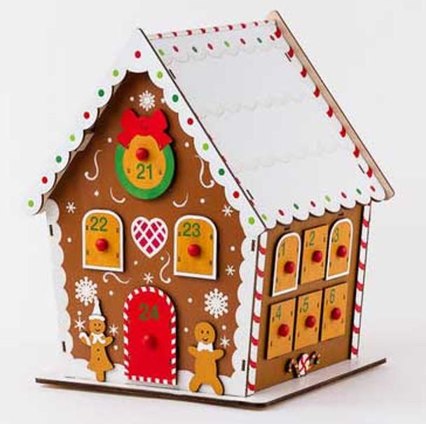 House Advent calendar.