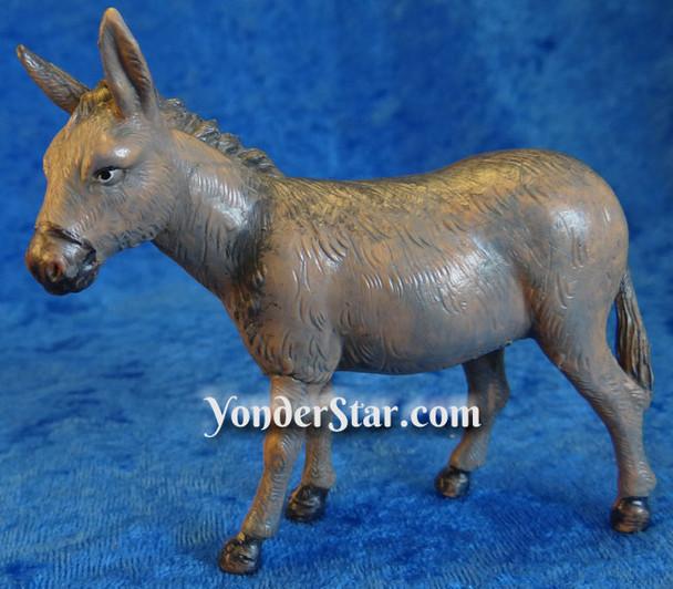 Fontanini nativity donkey
