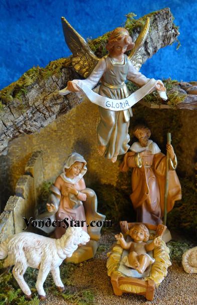 Fontanini nativity scene