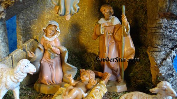 Fontanini nativity