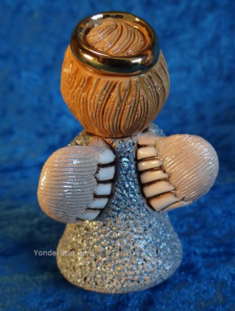Rinconada nativity angel Uruguay