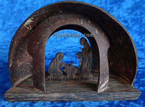 Nativity scene Cambodia