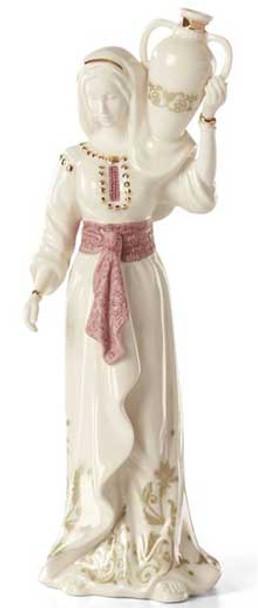 Lenox nativity woman