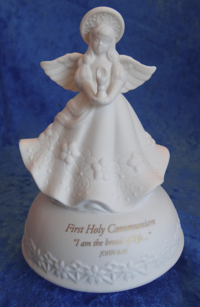 First Holy Communion Gift Music Box