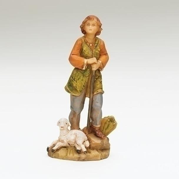 "Paul - 3.5"" Fontanini Shepherd 55084 - Pre-order"