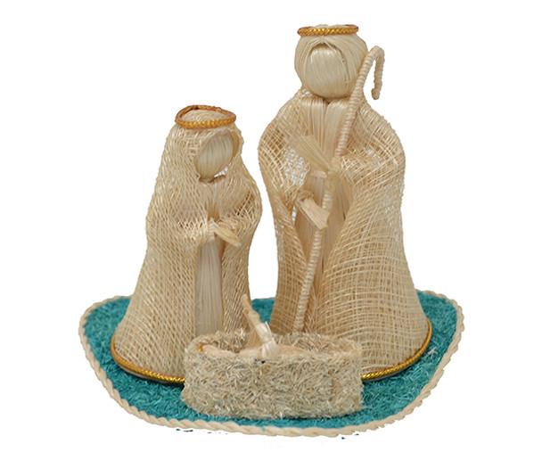 Aquamarine nativity set Philippines