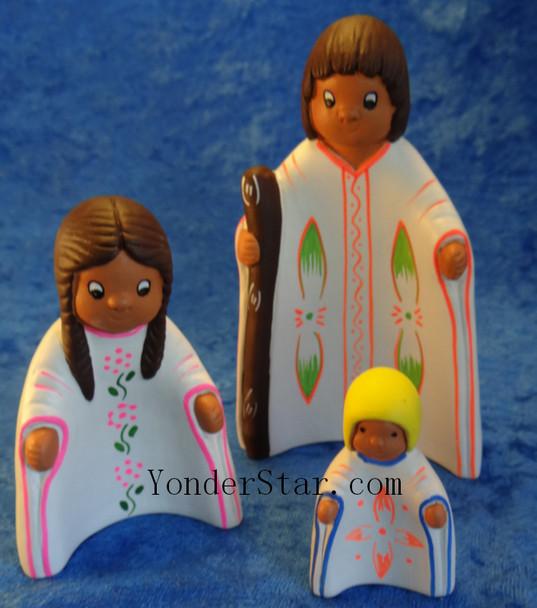 Pisac nativity scene