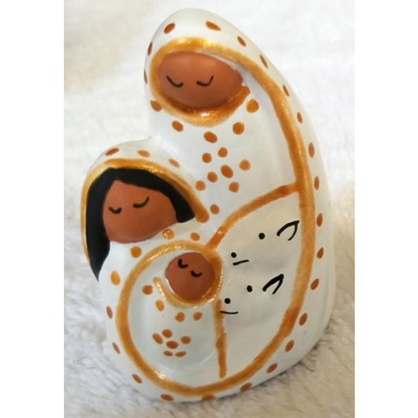 Small nativity scene