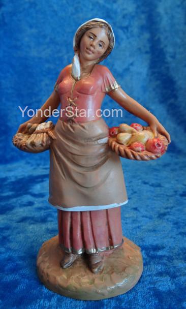 "Antonia - 5"" Fontanini Nativity Villager 59809"