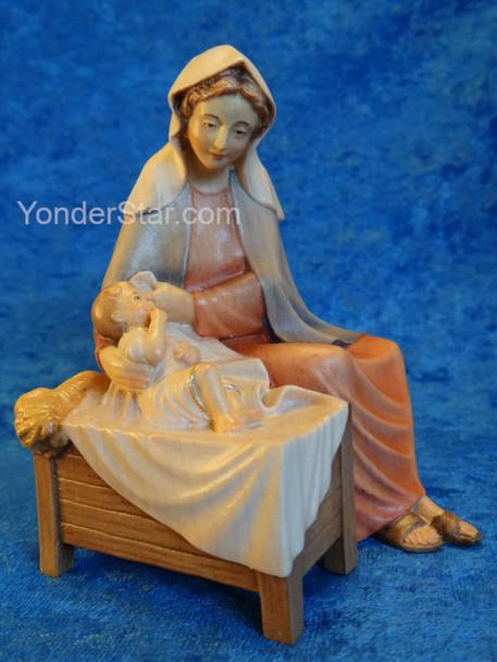 Holy Family Seated LEPI Venetian Italian Nativity