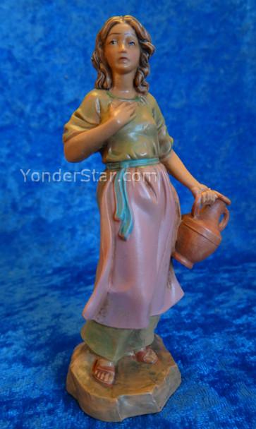 "Mary Magdalene - 5"" Fontanini Nativity Figure 53505"