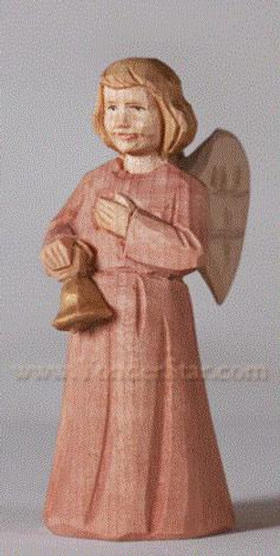 Swiss wood carved angel