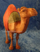 Camel Standing w Blanket - Huggler Nativity Woodcarving Switzerland