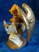 "Kneeling Angel - 7.5"" Fontanini Nativity Angel 72818"