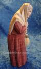Huggler Nativity Old Woman
