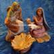 """Holy Family - 5"""" Fontanini Nativity Set 51550"""