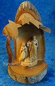 Olive Wood Nativity Scene - Hand Made in Palestine