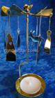 Nativity Candle Spinner Sweden